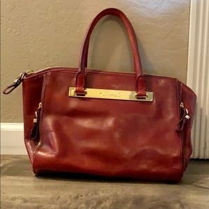 Kenneth Cole Top Handle Bag